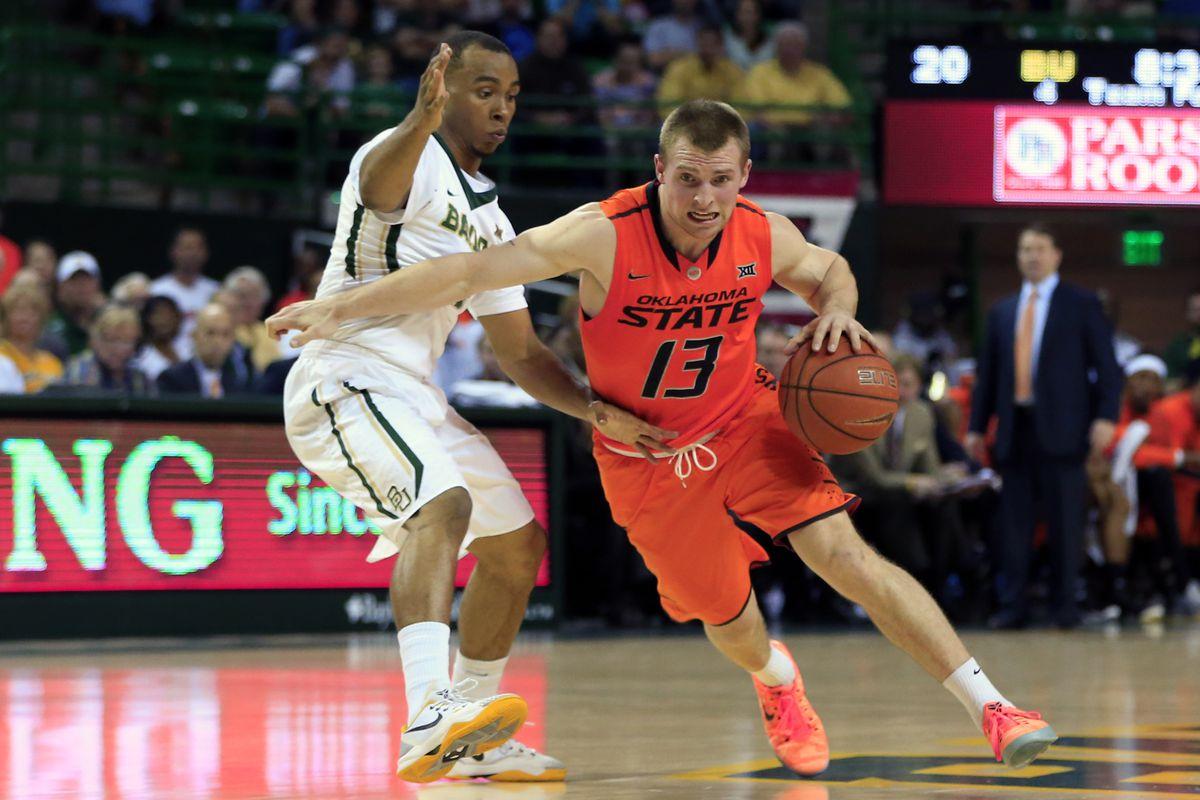 NCAA Basketball: Oklahoma State at Baylor