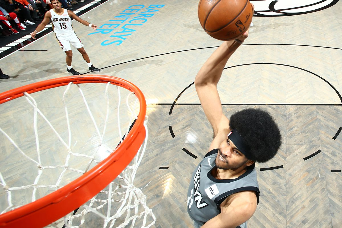 The subtle evolution of Jarrett Allen