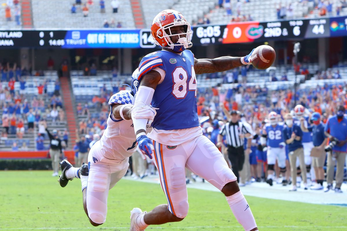 Could Florida tight end Kyle Pitts end up with the 49ers? - Niners Nation