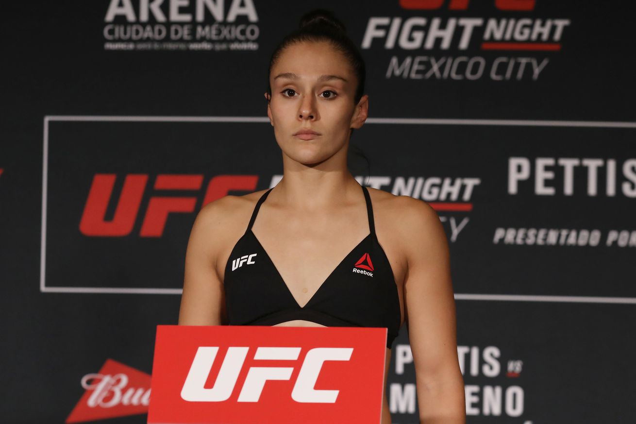 UFC Fight Night 114 results: Alexa Grasso edges Randa Markos in exciting fight