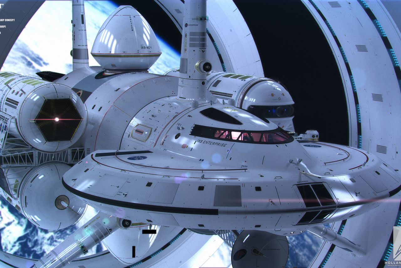 We could travel to new worlds in NASA's starship ...