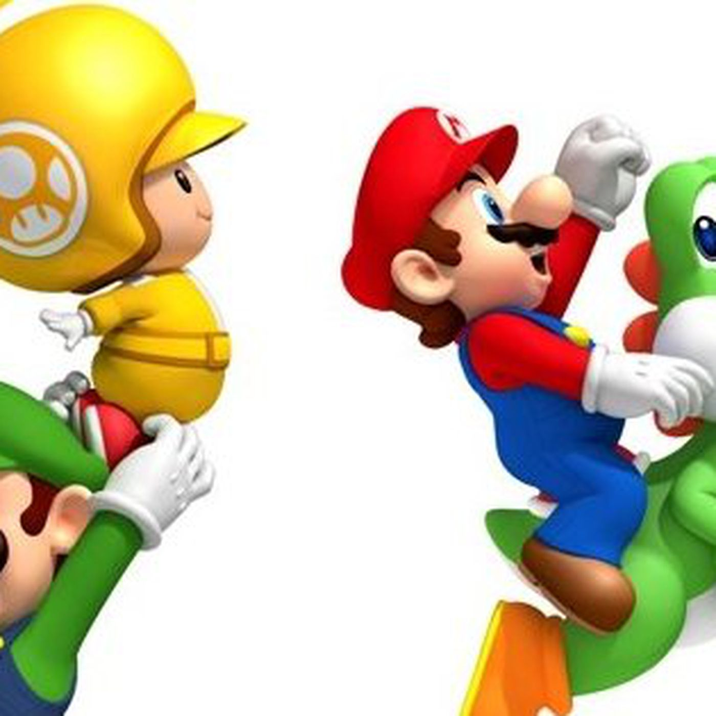 Miyamoto The Mario Cast Is A Troupe Of Actors And Bowser S