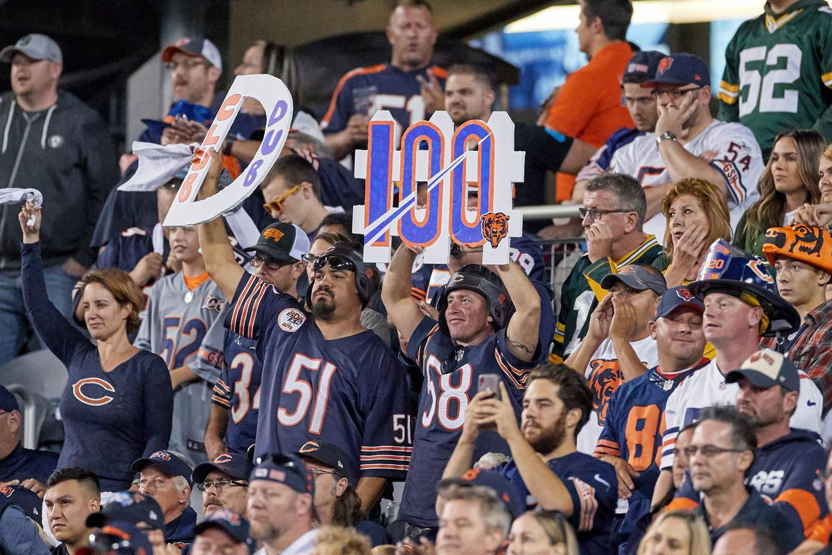 NFL: SEP 05 Packers at Bears