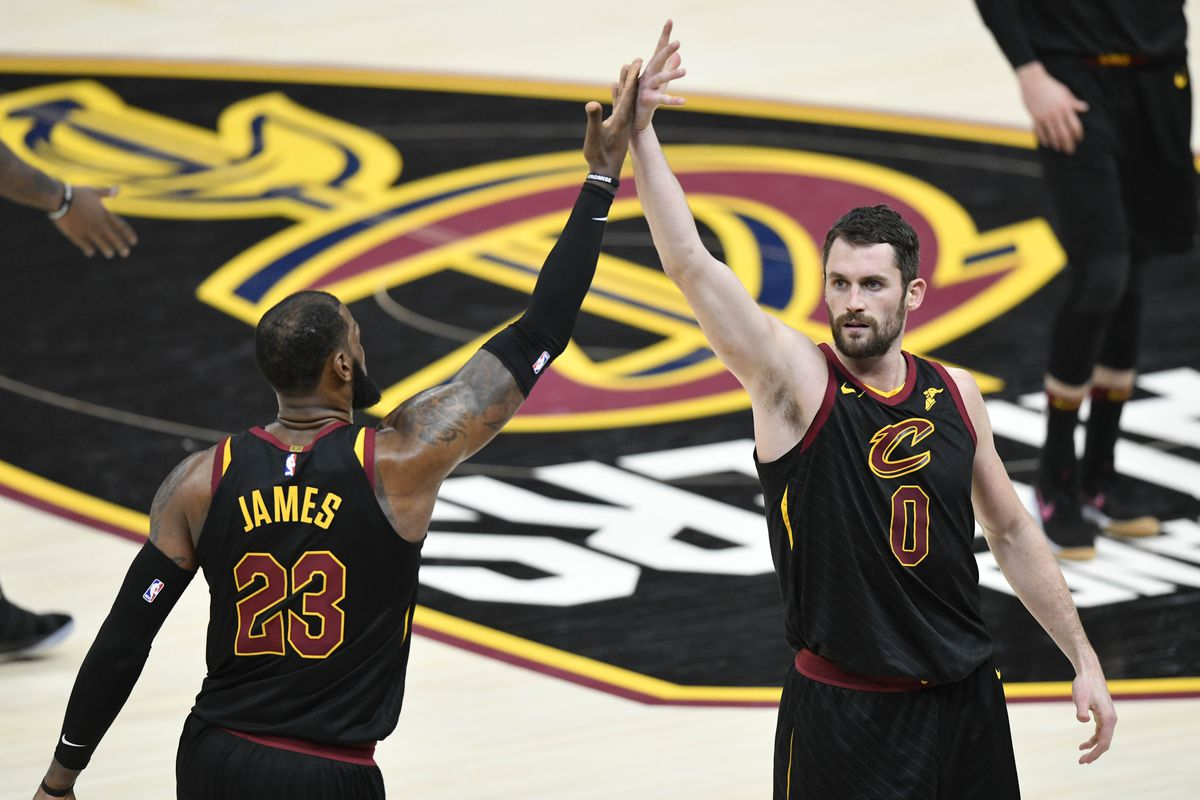 NBA: Chicago Bulls at Cleveland Cavaliers