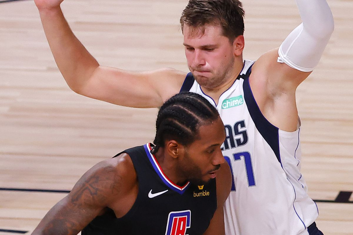 Dallas Mavericks v Los Angeles Clippers - Game One