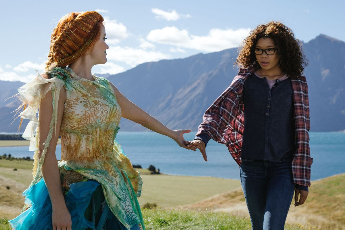 A Wrinkle In Time Review A Movie For Tweens That Doesnt Trust Them
