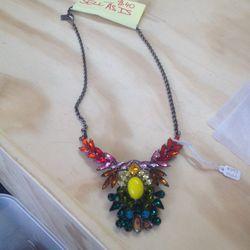 Necklace (damage), $40