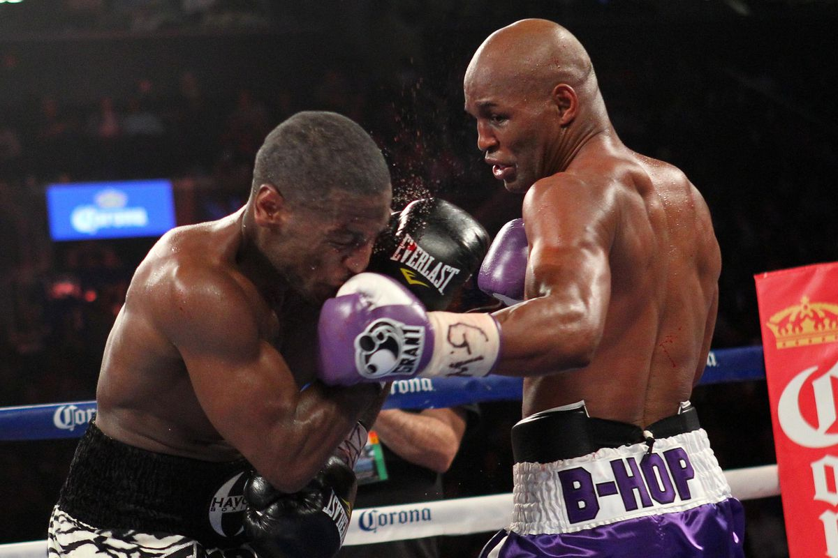 Hopkins Vs Cloud Results: Bernard Hopkins Wins Another Title At Age 48