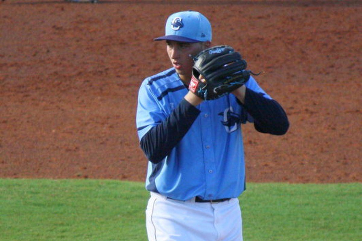 Blake Snell's breakout season has been among the best in minor league baseball