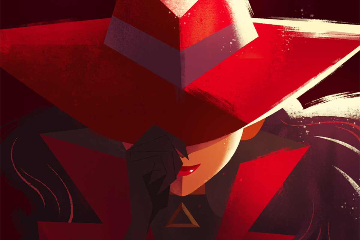Netflix Orders Animated Carmen Sandiego Series The Verge