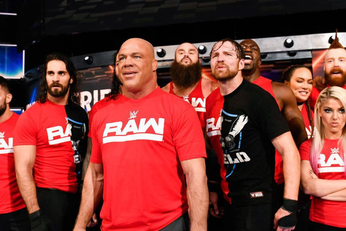 Of all wrestling to watch this week, Survivor Series tops the list - Cageside Seats
