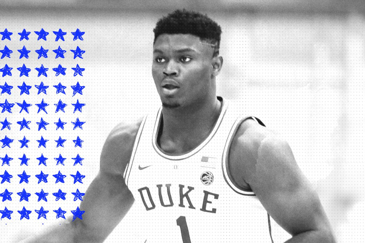 NBA mock draft 2019: Zion Williamson establishes himself as