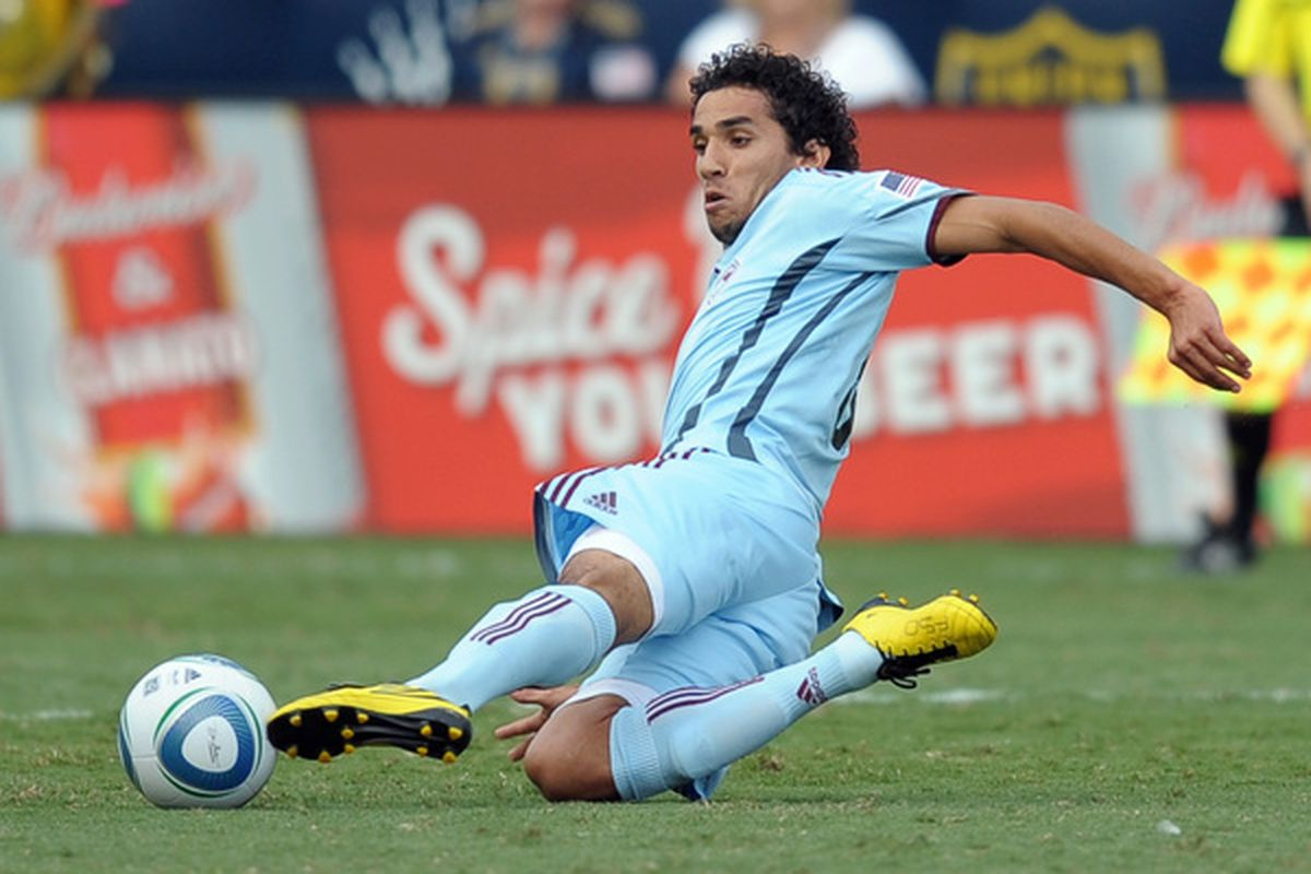 Will attacking midfielder Mehdi Ballouchy get the chance to resurrect his career here in Vancouver in 2014?