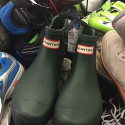Hunter wellies, size 6, $62.50 (from $125)