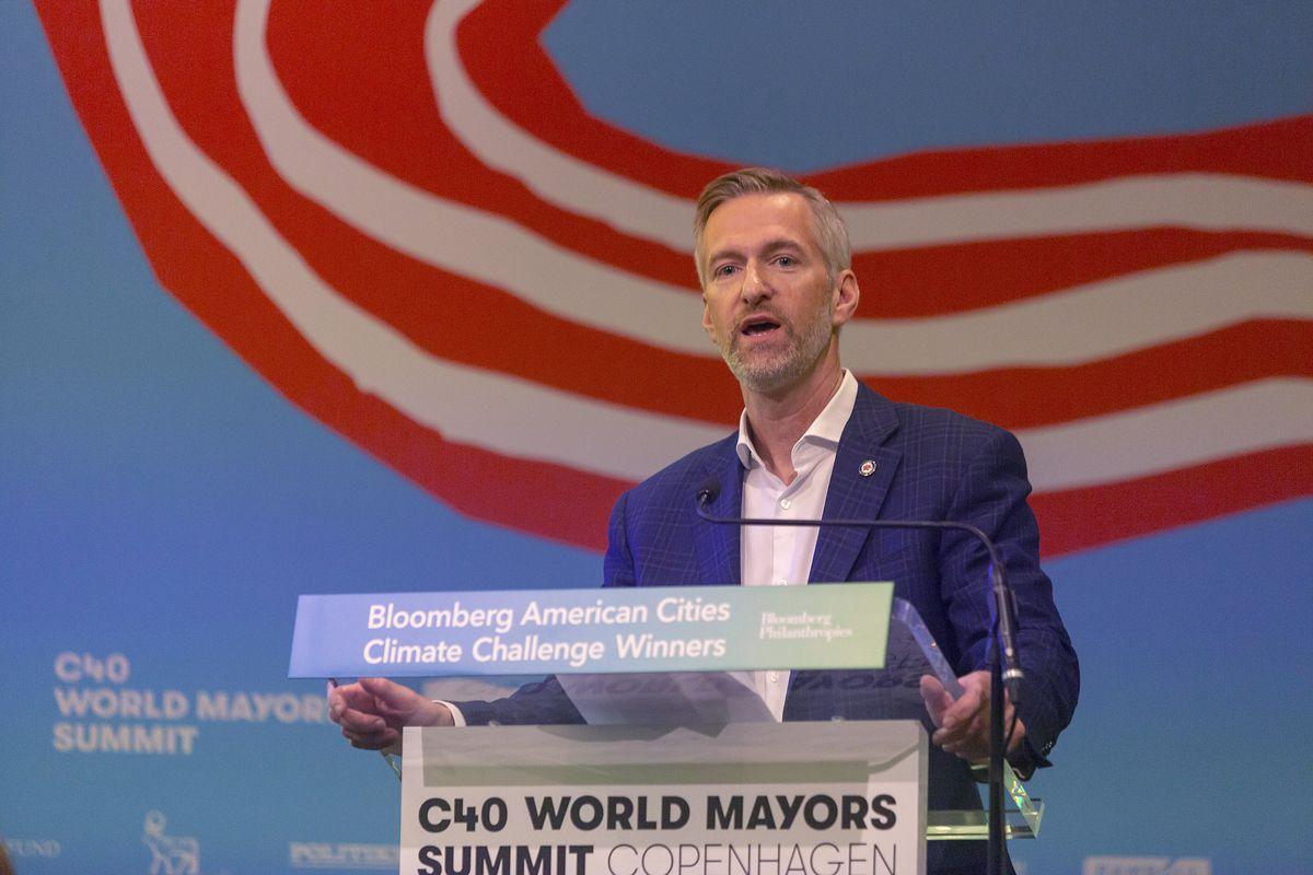 C40 World Mayor's Summit In Copenhagen To Discuss Climate Actions