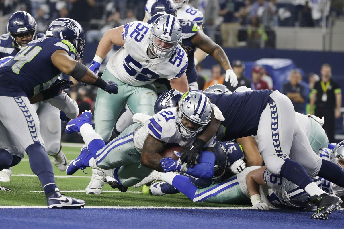 7e71831c7f5 Seahawks at Cowboys 2019 NFL Playoffs final score: Seattle's season ends  with 24-22 loss to Dallas