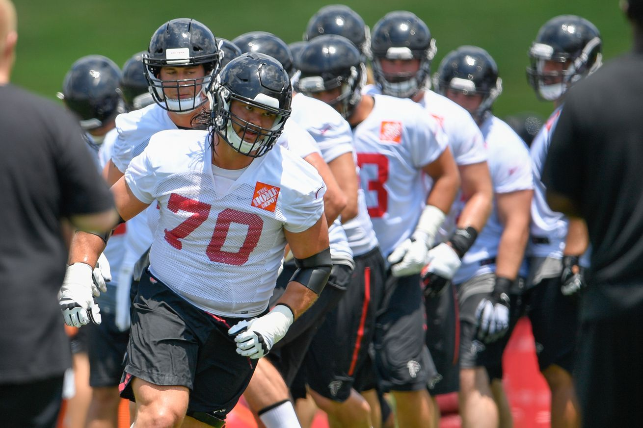 3 high level takeaways from Falcons mandatory minicamp