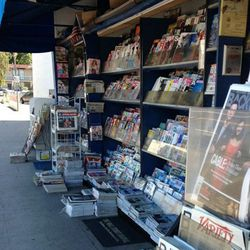 Walk off that delightful feast with a five-minute stroll to Laurel Canyon News (12100 Ventura Blvd), which features one of the largest newspaper and magazine selections in LA. Explore the 24-hour stand's wide variety of hard-to-find titles, including obsc