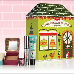 """<b>Benefit Sugarglam Fairies Gift Set</b><br> Everyone loves a little pampering, right? This <a href=""""https://www.benefitcosmetics.com/product/view/sugarglam-fairies"""">Benefit Sugarglam Fairies set</a>, $45, will brighten any gal's day in between parties"""