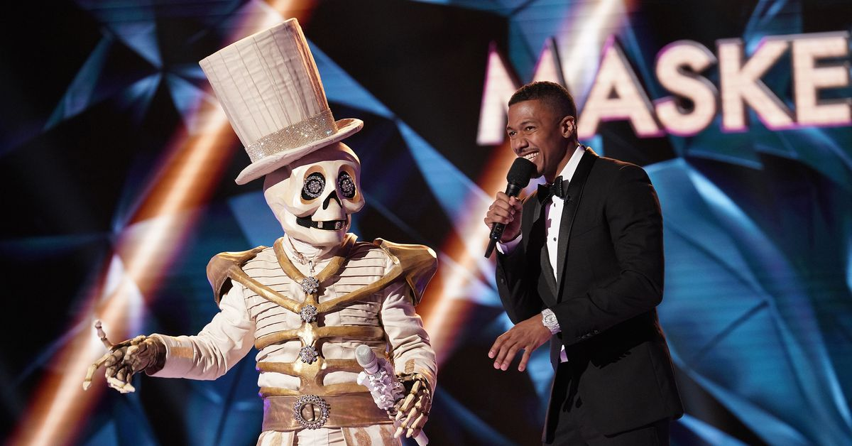 What the heck is 'The Masked Singer'?