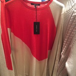 Cashmere and silk sweater, $325 (from $750)