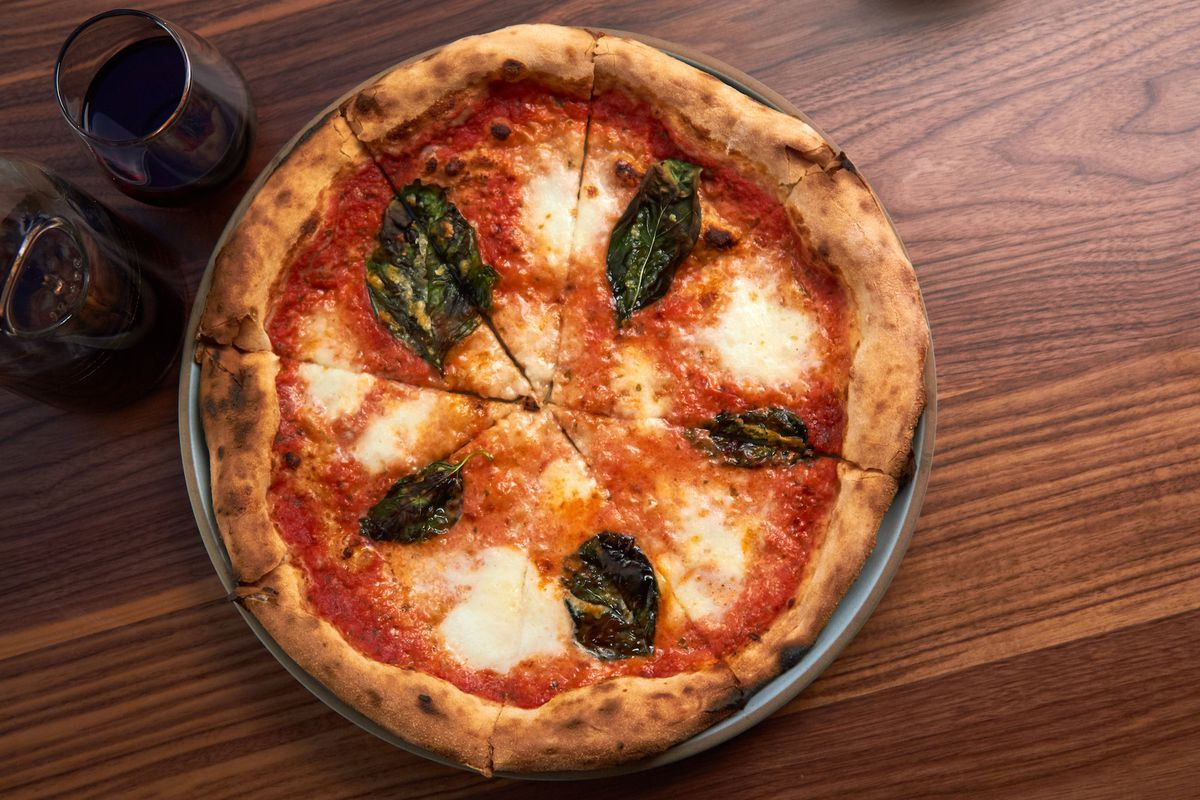 Margherita Pizza Ryan Tanaka