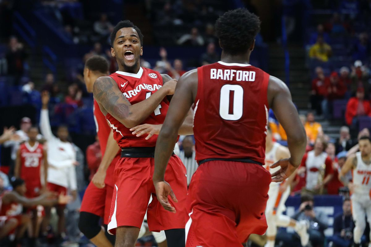 Daryl Macon and Jaylen Barford Added to NBA Summer League Rosters