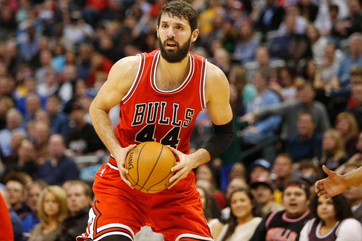 Is NIkola Mirotic the best rookie in the NBA this season?