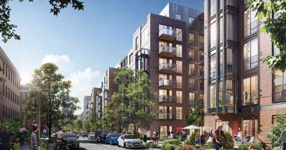 Development Near Fenway Park Would Add 443 Residences To