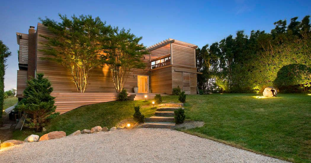 How much for a restored upside down beach house in montauk for How much is a house in the hamptons