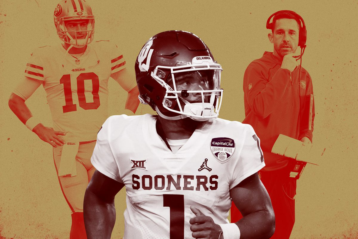 4d4fb77eaa9 What Should the 49ers Do If Kyler Murray Is There at No. 2  - The Ringer