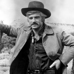 """Robert Redford in """"Butch Cassidy and the Sundance Kid."""""""