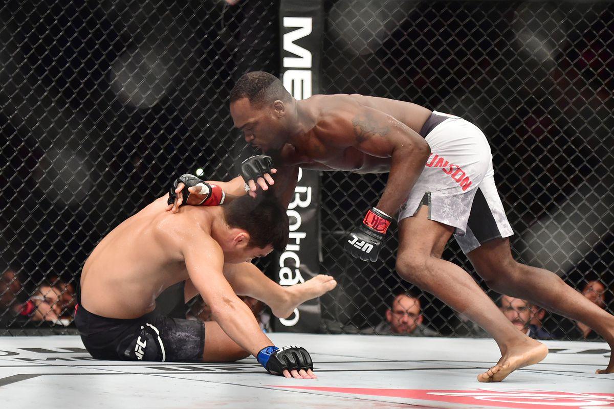 MMA: UFC Fight Night-Brunson vs Machida