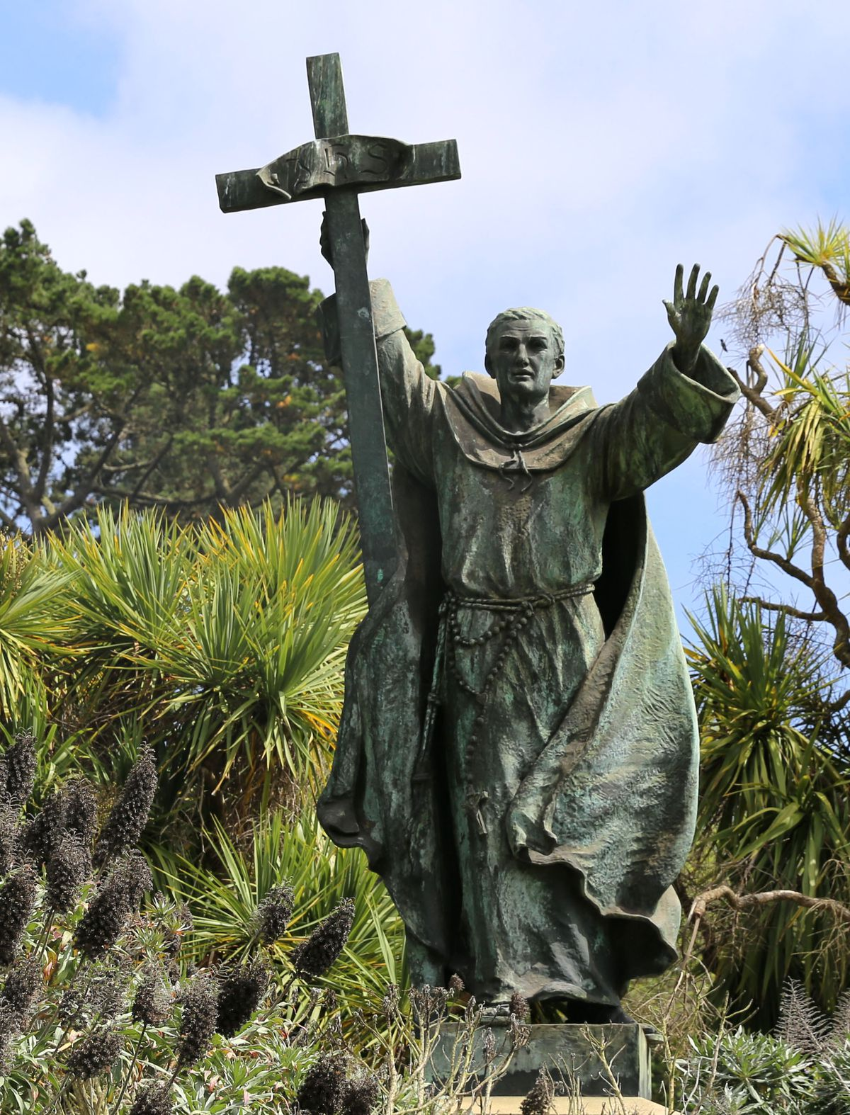Junipero Serra Statue