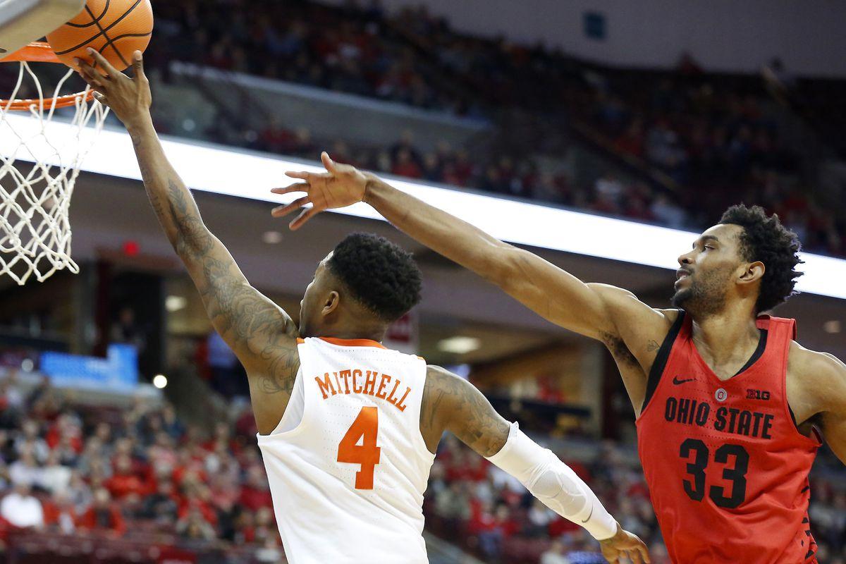 NCAA Basketball: Clemson at Ohio State