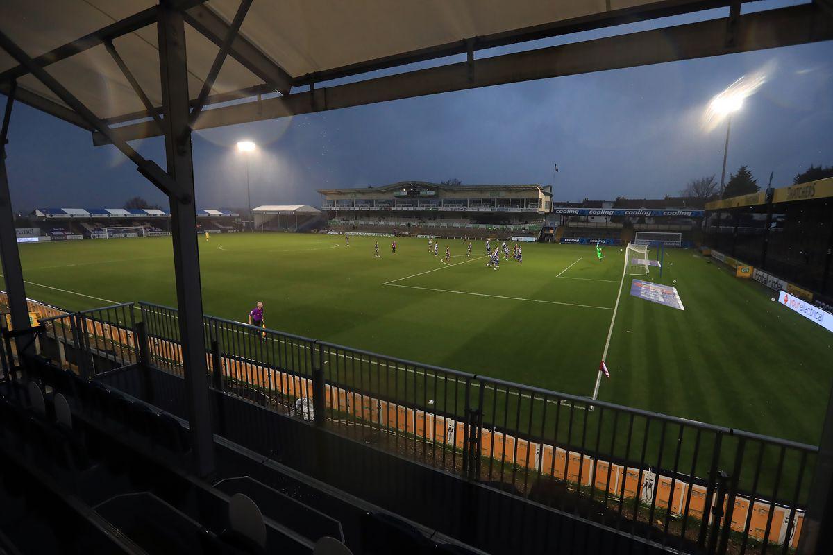 Bristol Rovers v Fleetwood Town - Sky Bet League One - Memorial Stadium