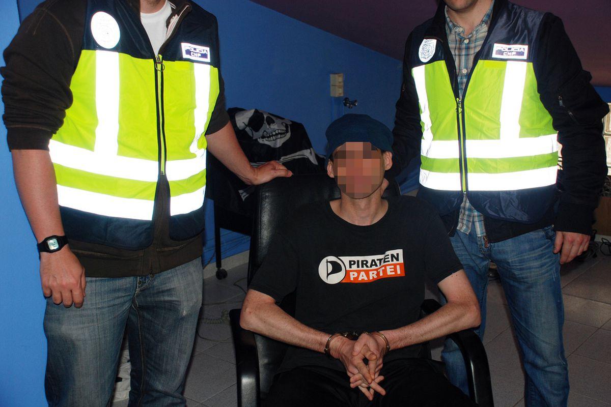 cyberbunker suspect (spanish ministry of interior)