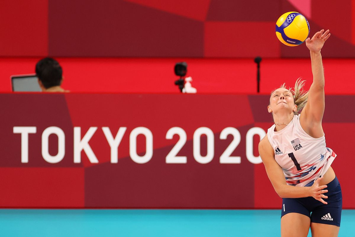 Volleyball - Olympics: Day 8
