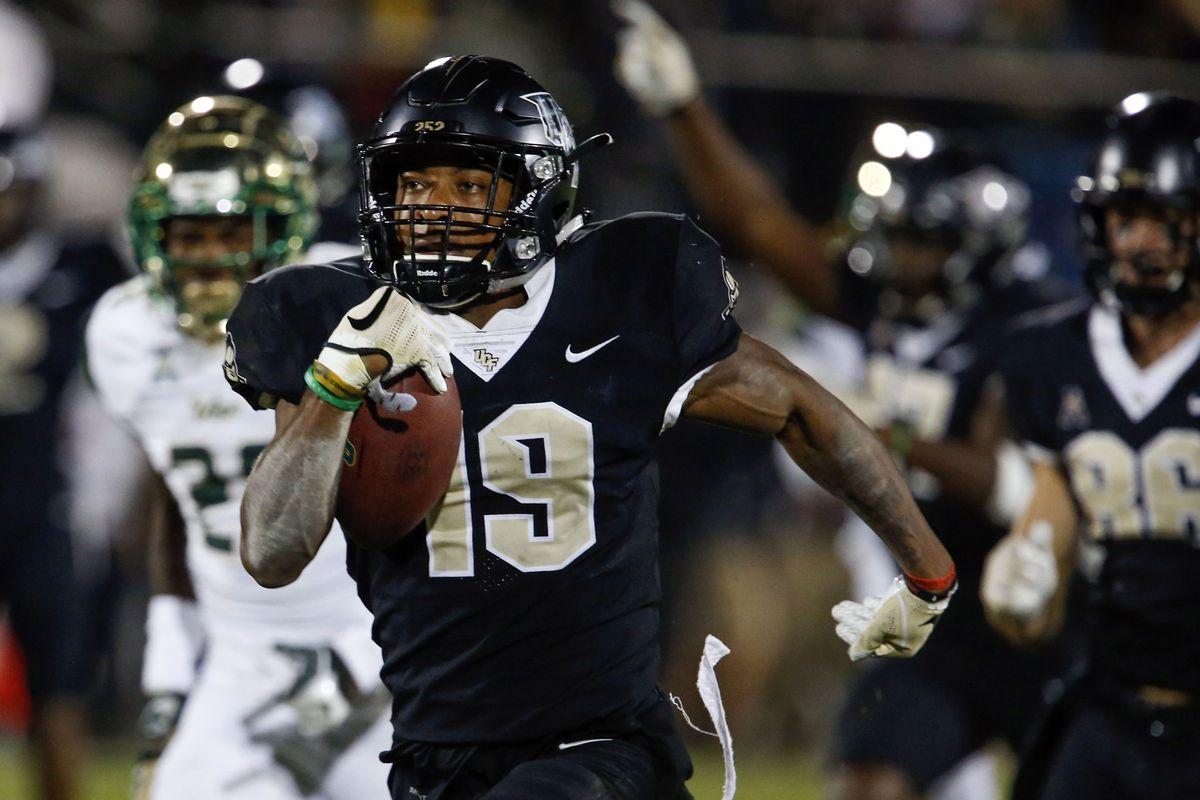 NFL Draft Prospect Roundup: UCF Cornerback Mike Hughes