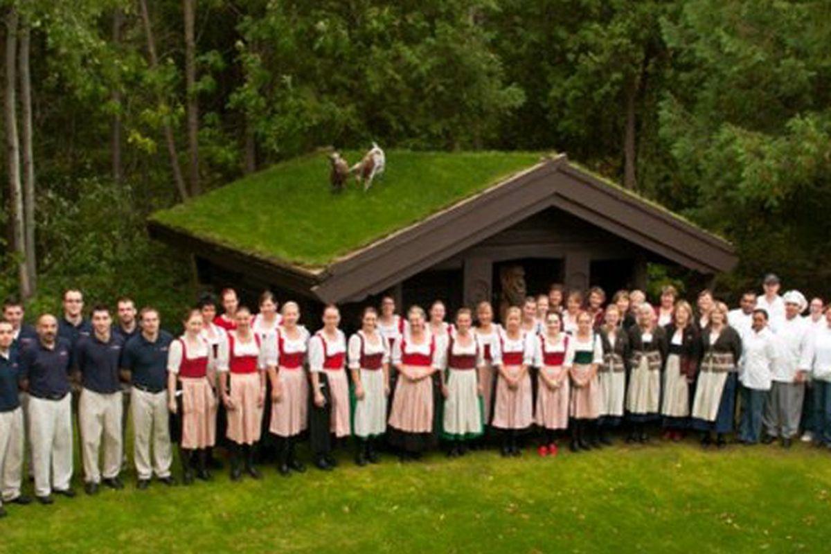 Al Johnson's Swedish Restaurant & Butik