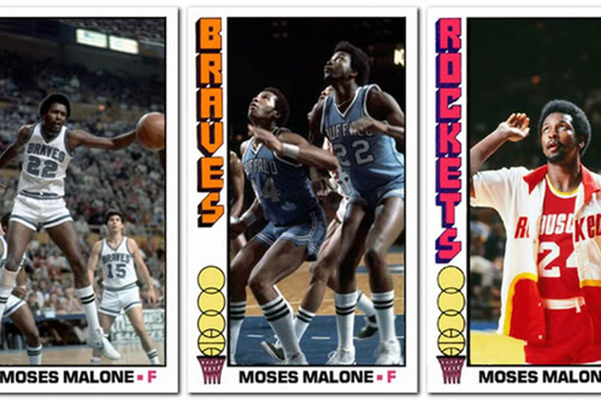 Remembering Moses Malone Clips Nation