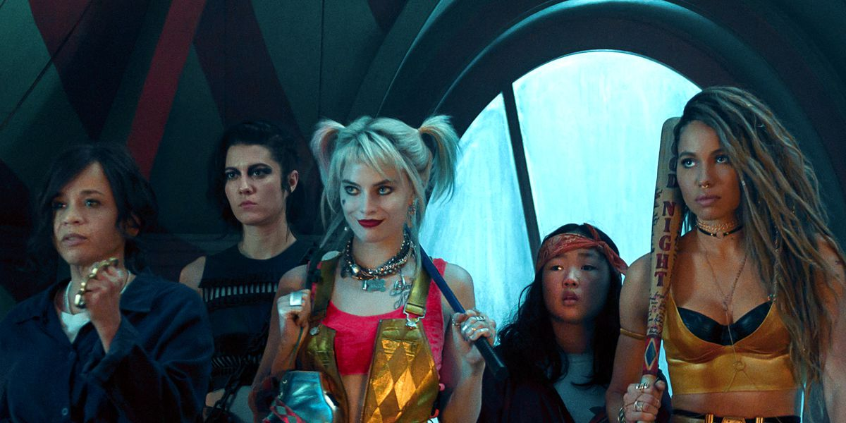 Harley Quinn and the Birds of Prey are back, and they've got rage issues
