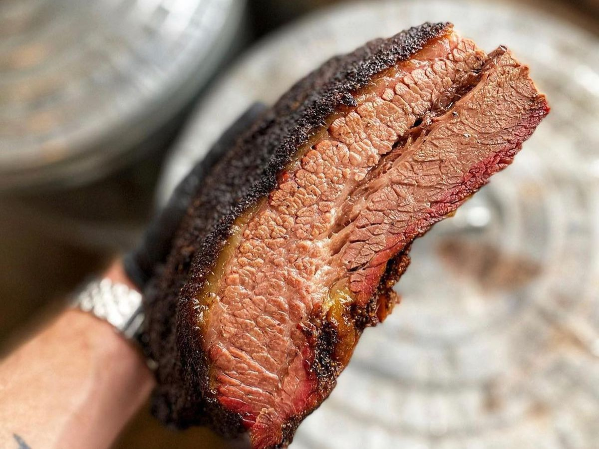 Brisket from the Switch