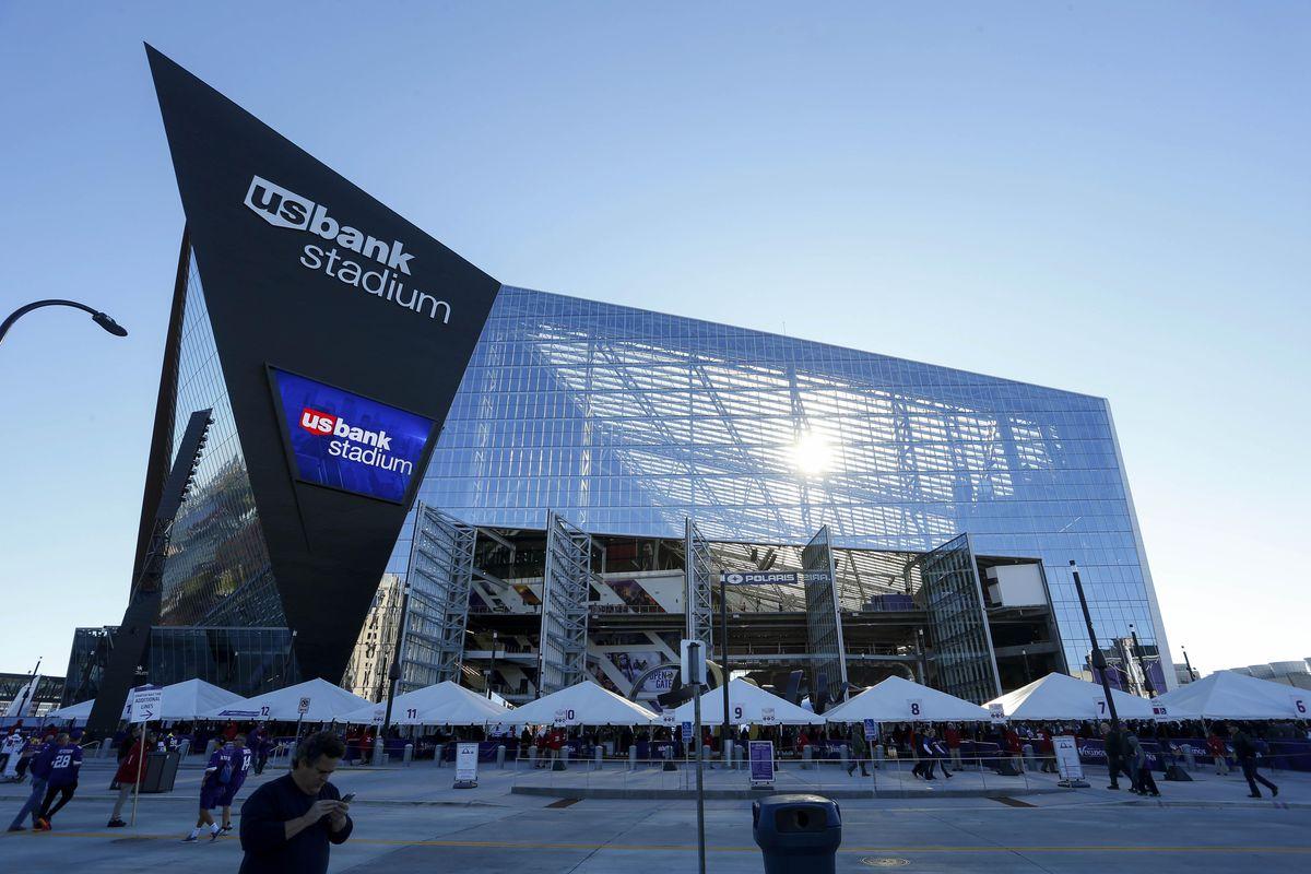 Super Bowl 52 U S Bank Stadium Dealt With Leaks Breaks