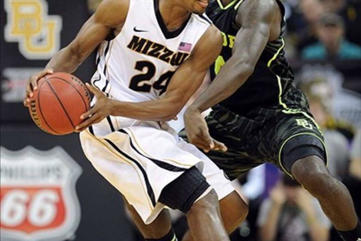 Michigan State may have gotten the #1 seed, but the Missouri Tigers are the best team to watch in the West Region.
