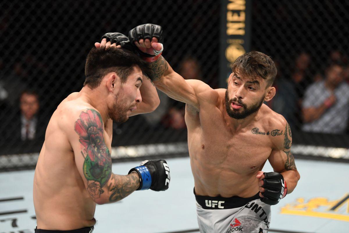 UFC Fight Night: Bontorin v Borg