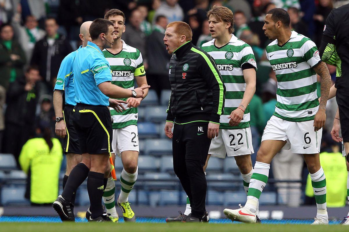 Celtic v Hearts - Scottish Cup Semi-Final