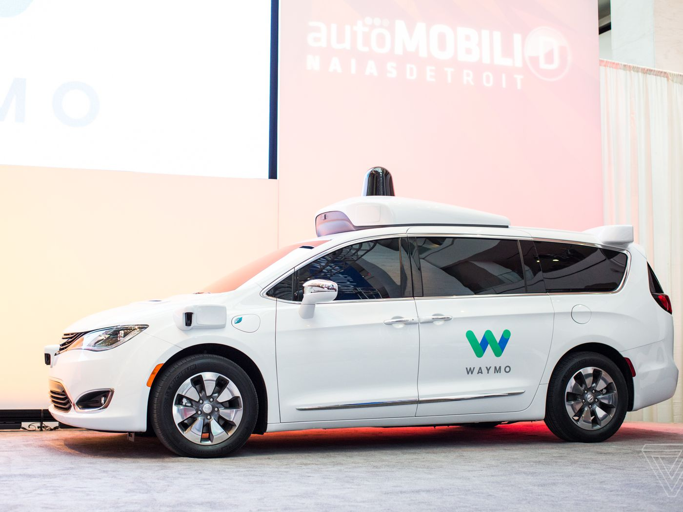 Waymo's fleet of self-driving minivans is about to get 100 times