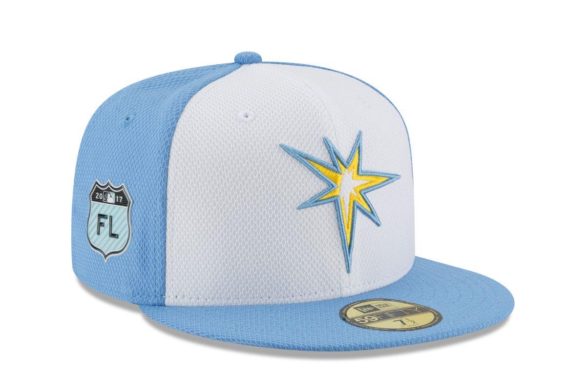 ffc2b1a0a84 Rays unveil new Spring Training alternate cap for 2017 - DRaysBay