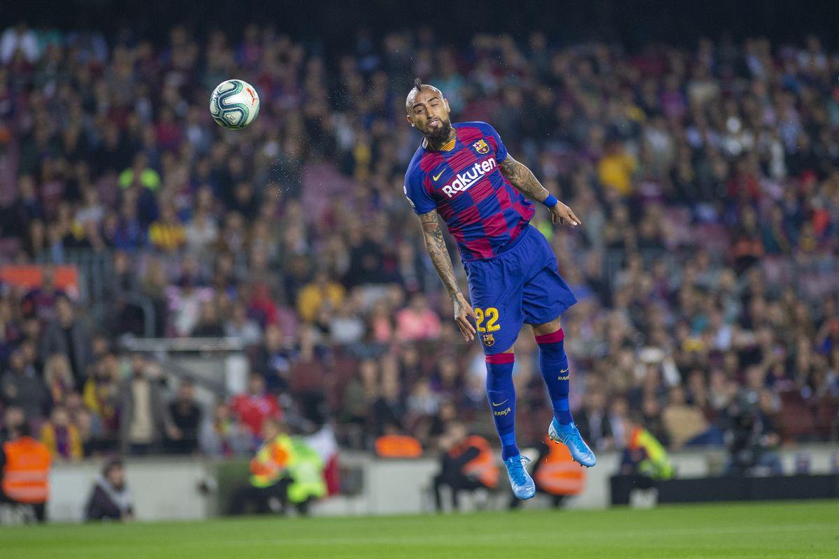 Barcelona V Real Valladolid, La Liga regular season.